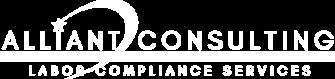Alliant Consulting Labor Compliance Services